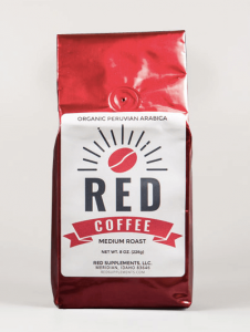 Red Supplements coffee